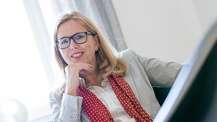Portrait Dorit Hohendorff Psychotherapeutin