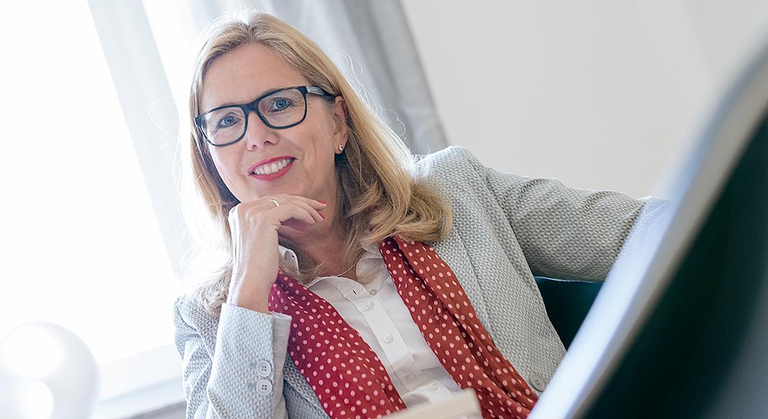 Porträt Dorit Hohendorff Psychotherapie Moers